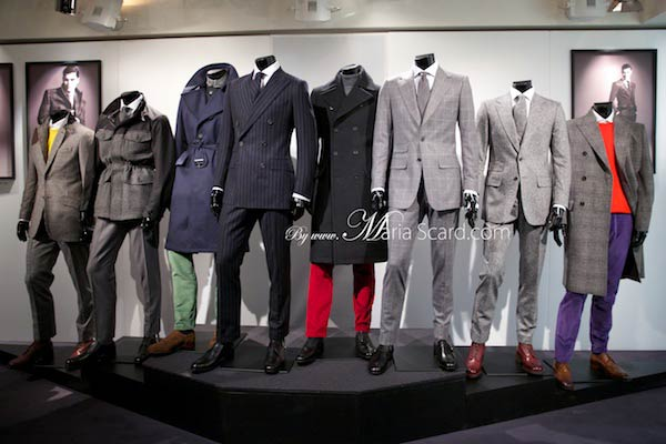 Marks & Spencer Autumn Winter 2013 Suit Collections - Best of British