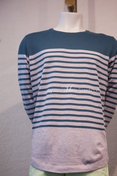 Orlebar Brown - Monaco Collection - Striped Sweater
