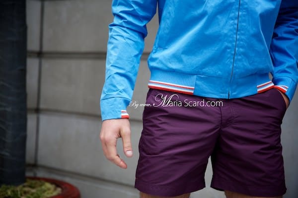 Orlebar Brown - Monaco Collection Sports Jacket Plus Shorts