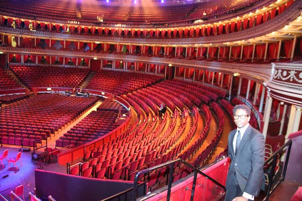 Royal Albert Hall - Field and Nicholson Suits