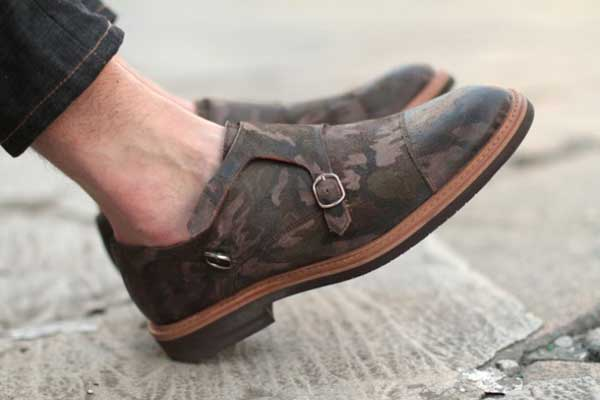 Camo Brogues - For men 2013