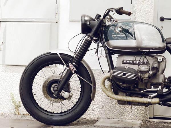 BLITZ Motorbike custom BMW