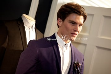 Oliver Cheshire - Marks & Spencer Model