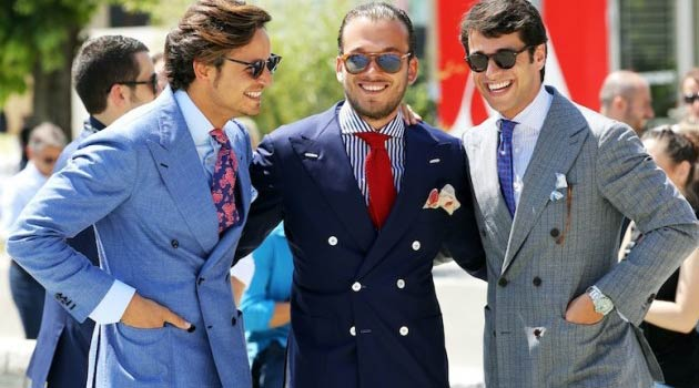 Fashion week 2017 amsterdam - Paris Fashion Week Amp Pitti Uomo 6 Key Trends For Men