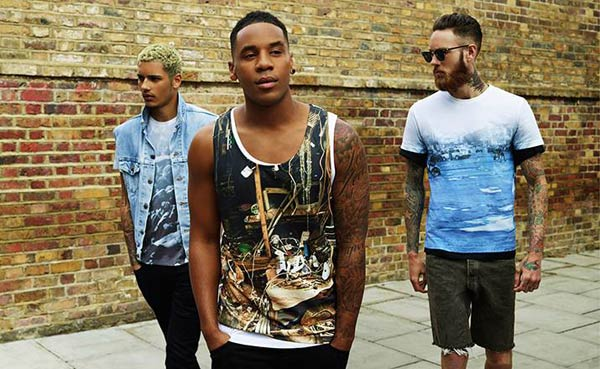 Reggie Yates - Burton Collections 2013 T- Shirts