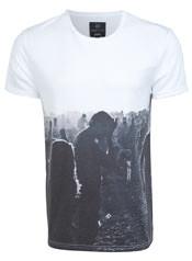 Reggie Yates Grey Street Scene T-Shirt