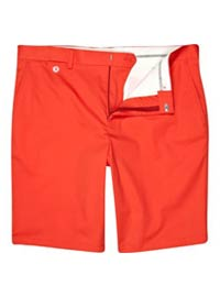River Island - Orange suit shorts