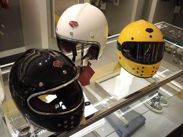 Ruby Helmets Motorbike Luxury Gear