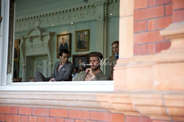Savile Row - London Collections Men BMW