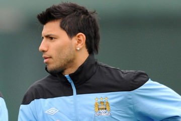 Aguero Hair 2012 For Young Men From Sergio Trendy Haircuts And