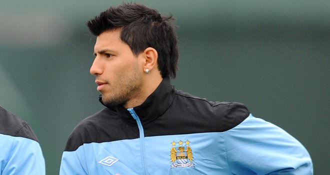 Celebrity Footballer Hairdresser Interview With Jamil Fatani - Aguero haircut name
