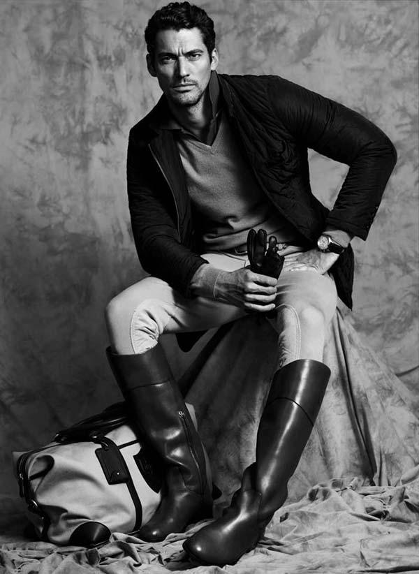 Massimo Dutti - David Gandy - Knee High Boots