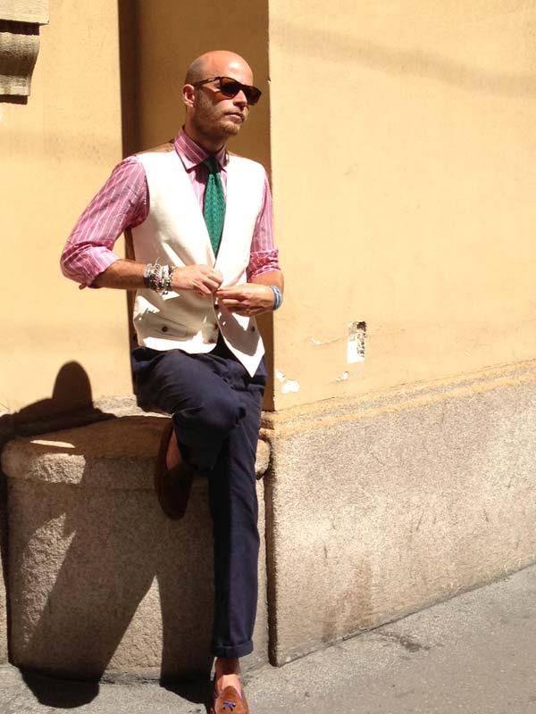 Waistcoats, Suit Vests or Vests for men beige