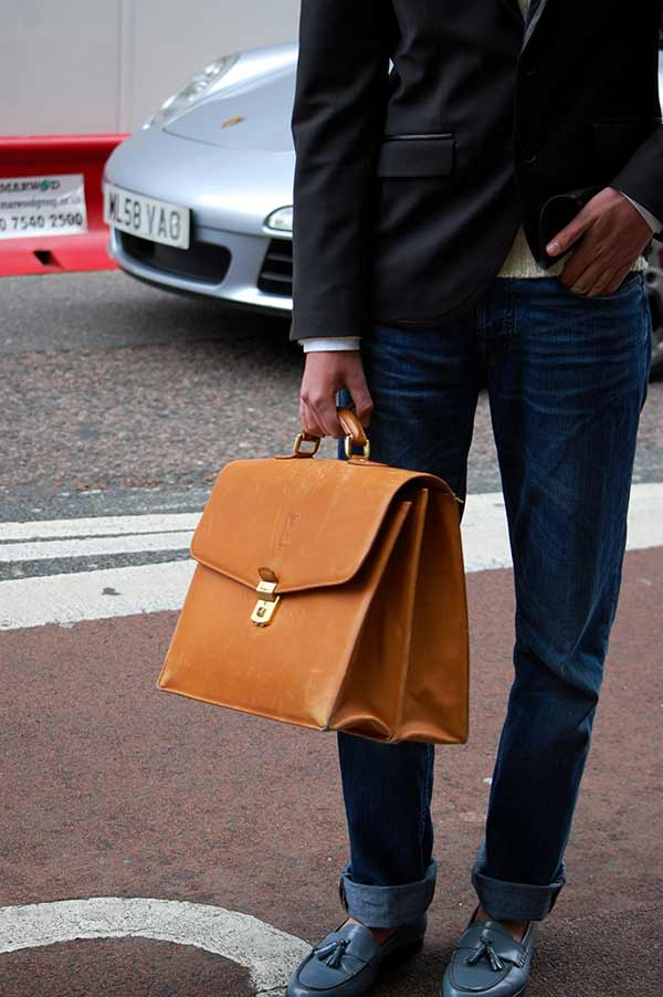 Men's Bags – The Thin Line Between a Handbag and a Manbag. - Men ...