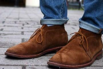 Desert Suede Boots