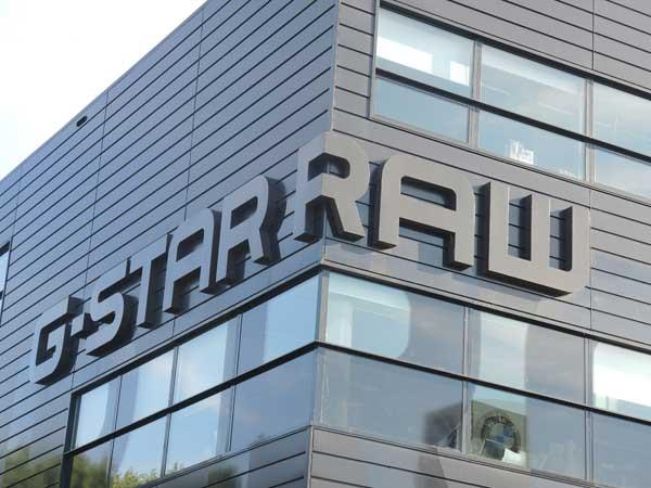 G-STAR RAW HEADQUARTERS AMSTERDAM