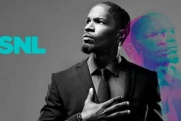 Jamie Foxx - Wearing a suit
