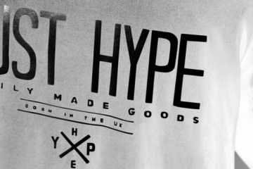TOPMAN HYPE AW13 COLLECTION BLACK ON BLACK