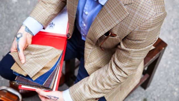 The Difference Between Made-to-Measure and Bespoke Suits - Men ...