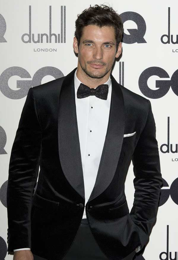 Black Tie - 5 Top Points For Wearing An Evening Suit - Men Style ...