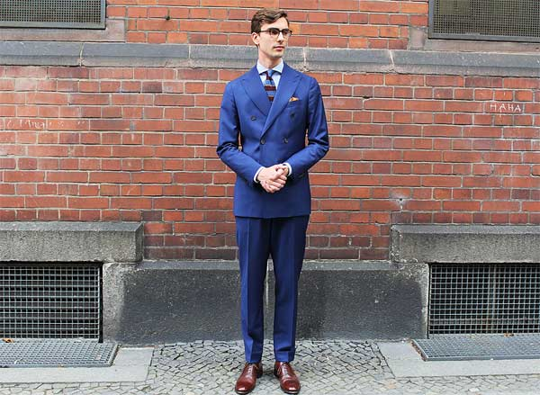 Suit Style Guide Go Suits
