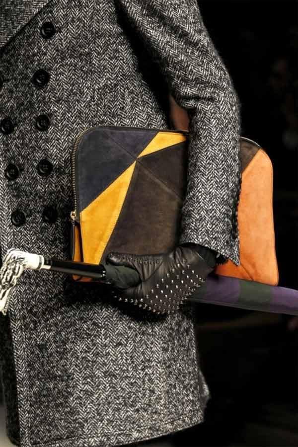 Gloves autumn essentials for men 2