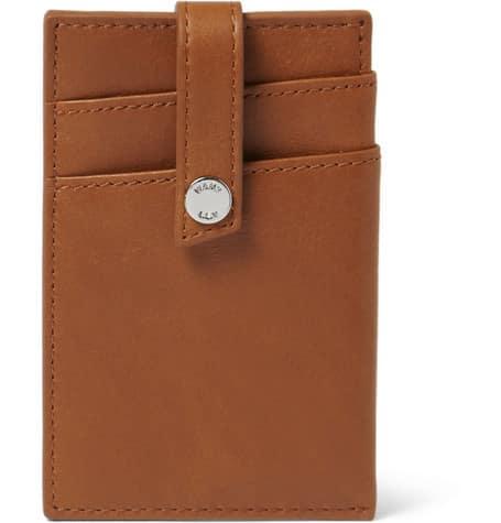 Want Les Essentials De La Vie Kennedy Leather Card Holder