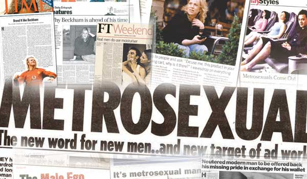 Metrosexuality - Is It A Choice?