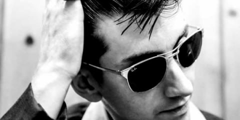 Alex Turner - Lead Singer Arctic Monkeys
