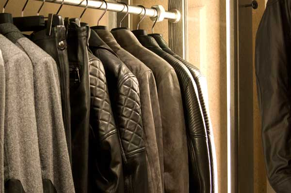 BELSTAFF - NEW BOND STREET LONDON UK FLAGSHIP STORE