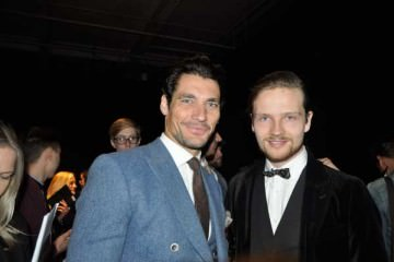 David Gandy - Steffen Michels London Collections Men