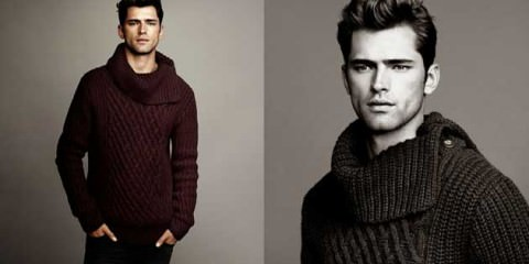 Knitwear - For Men 2014