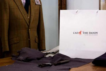 Savile Row Cad & The Dandy