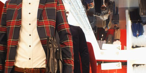 Topman Tartan for Men Winter 2013