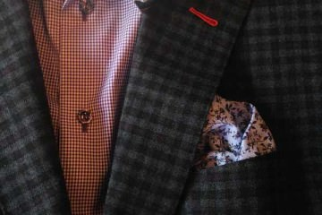 Men's Fashion Prints - Bowtie