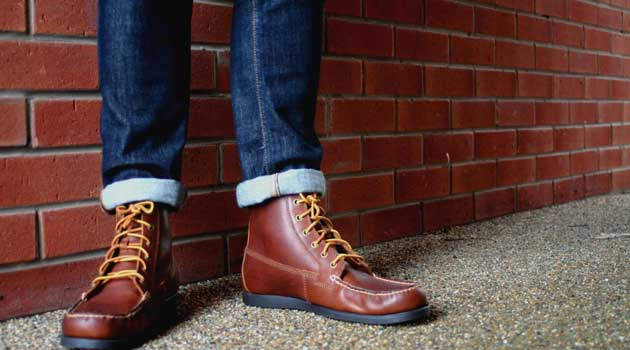 Boots For Men - Three of The Most Powerful Brands - Men Style Fashion