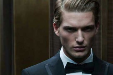 Black Tie for men