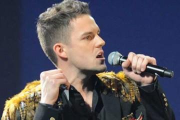 Brandon Flowers The Killers Lead Singer
