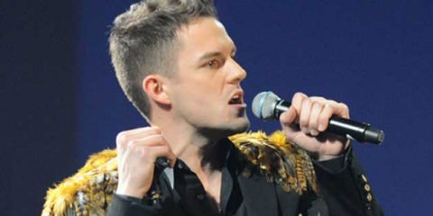 Brandon Flowers The Killers Lead Singer