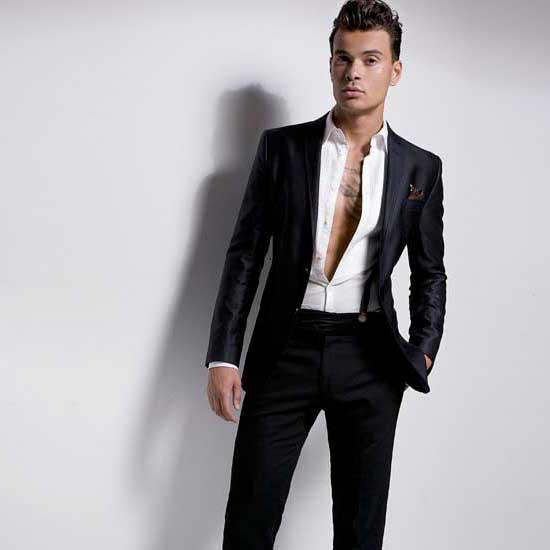 Brodie Nero - Male Model
