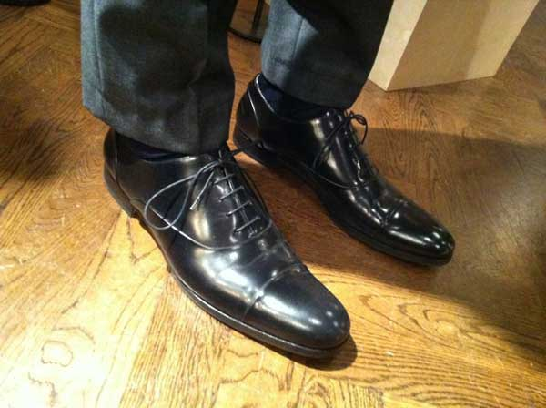 Mr Hare - Shoes for Black Tie event