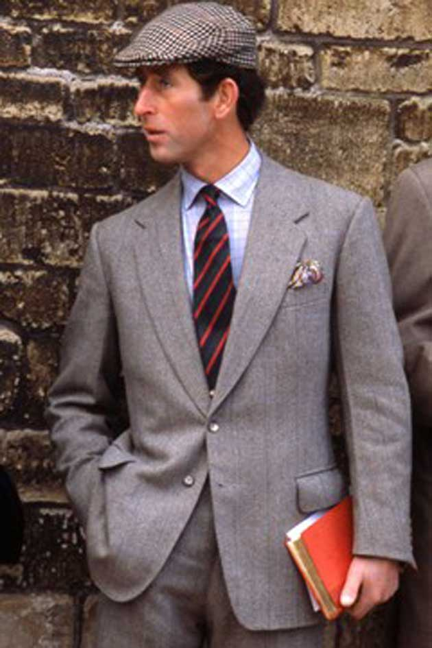 Prince Charles - Royal Family Style Icon