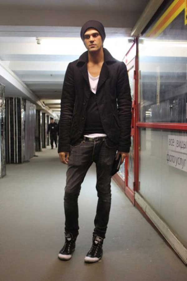 Modern Russian Clothing Styles For Men The gallery for...