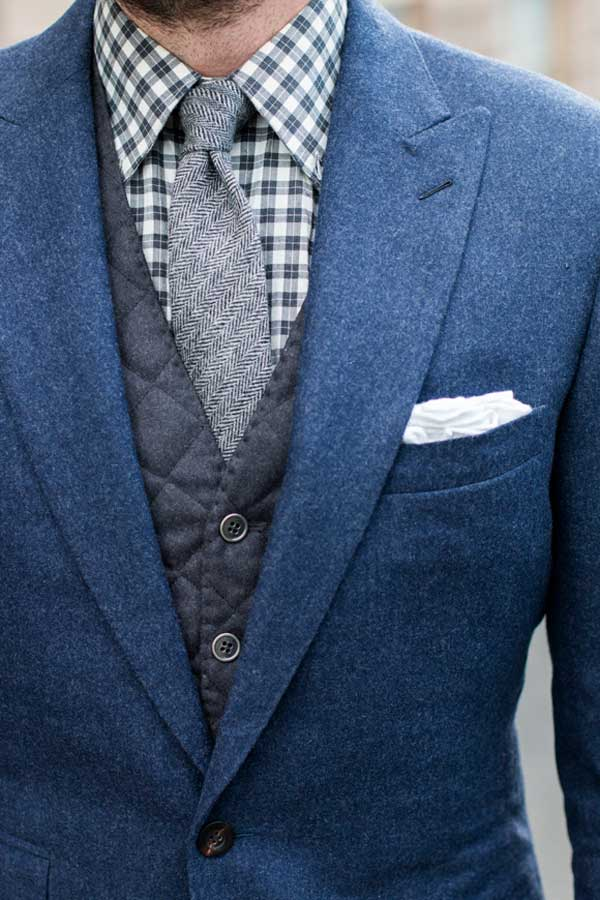Suit Fabric- How To Choose It