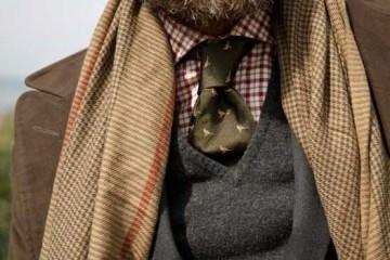 Winter Ties for men 2014