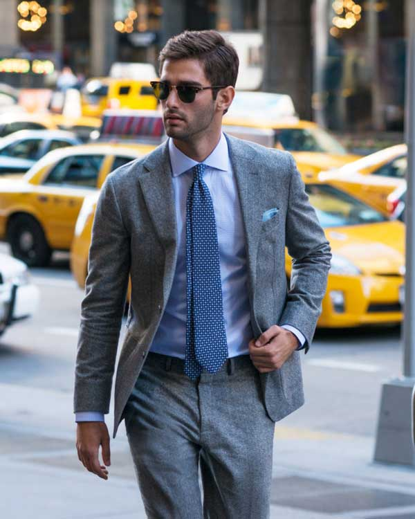 Style Tips - Which Tie Should I Wear? - Men Style Fashion