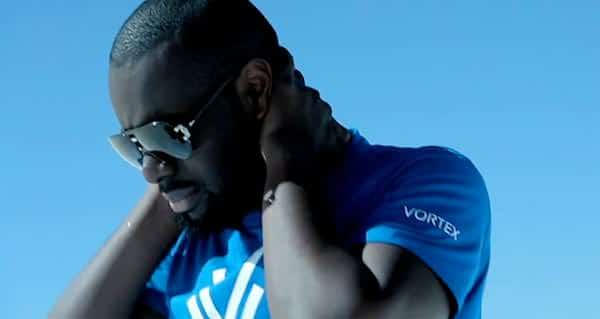 maitre gims -j'me tire video clip - vortexvx