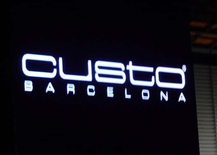 Custo Barcelona catwalk 2014