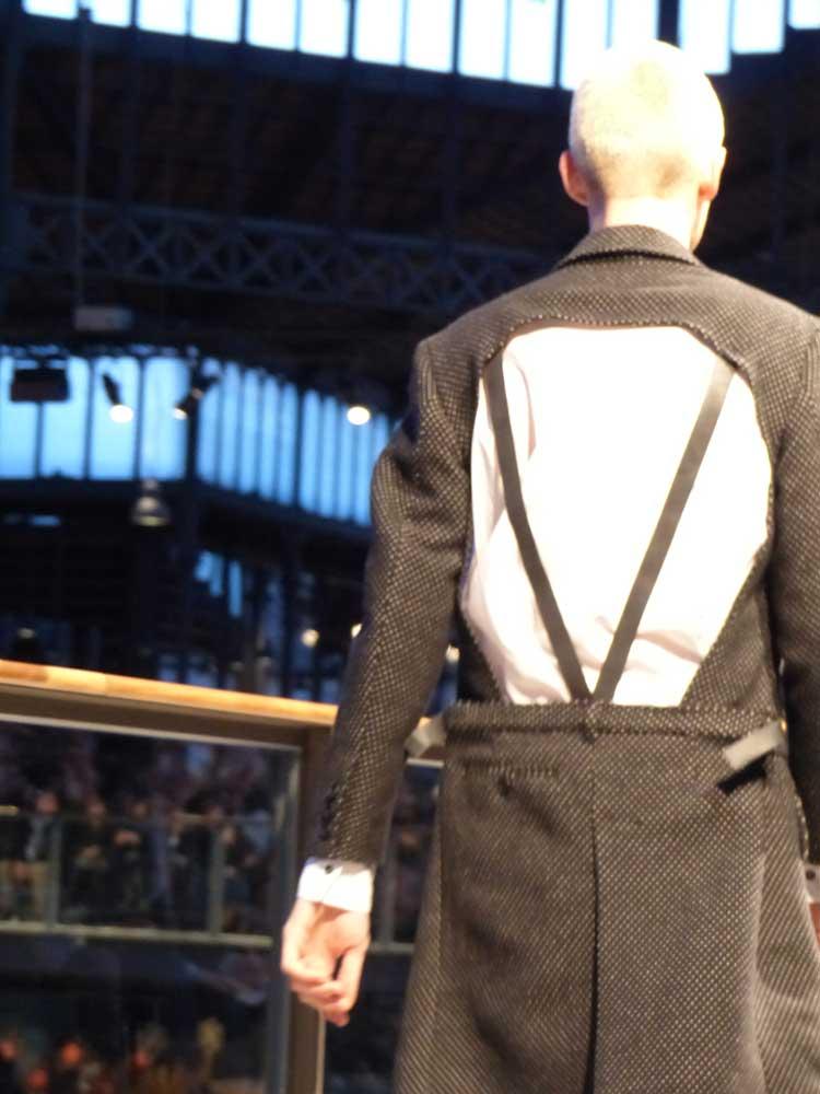 Josep Abril - 080 Barcelona Fashion menswear 2014
