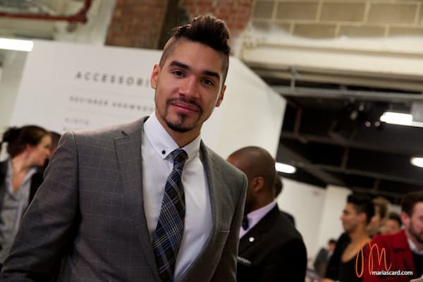 Louis Smith - London Collections Men 2014